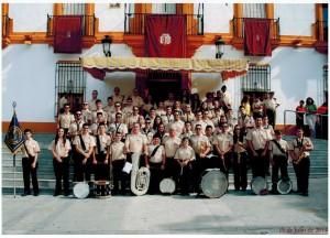 Foto Oficial de la Banda en el Año 2014.